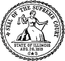 Seal of the Illinois Supreme Court