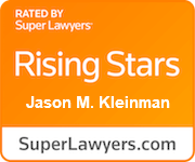 Jason M Kleinman on SuperLawyers