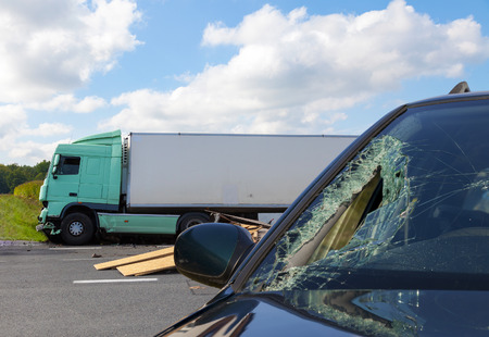Catastrophic Injury Large Truck Accidents