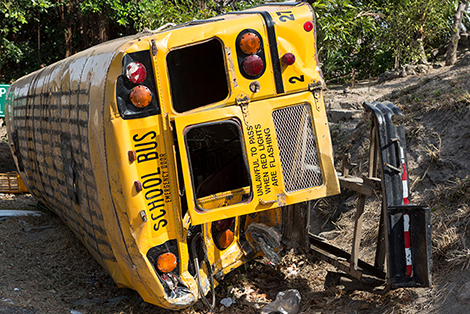 Catastrophic Injury School Bus Accidents
